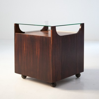 Serving trolley from the sixties by Bruno Munari for Stildomus