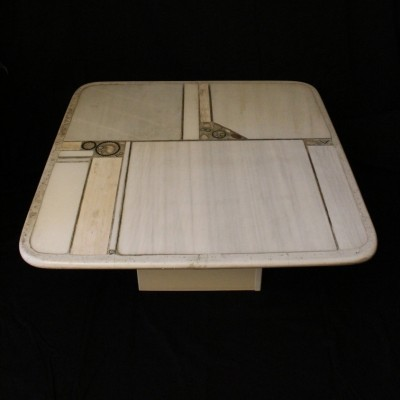 Coffee table by H. M. Van Der Vegt for Van Der Vegt Stroe, 1980s