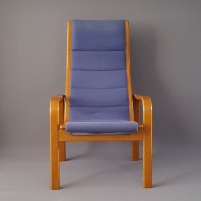Melano lounge chair from the sixties by Yngve Ekström for Swedese