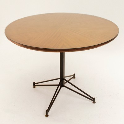 Dining table from the fifties by Carlo Ratti for unknown producer
