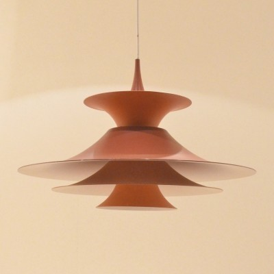 Hanging lamp from the sixties by Erik Balslev for Fog & Mørup