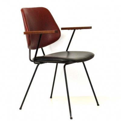 Arm chair from the fifties by Wim Rietveld for Kembo