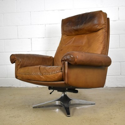 DS31 lounge chair from the sixties by unknown designer for De Sede