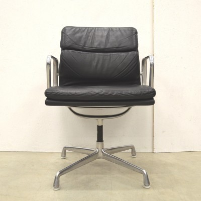 EA208 office chair from the fifties by Charles & Ray Eames for Herman Miller