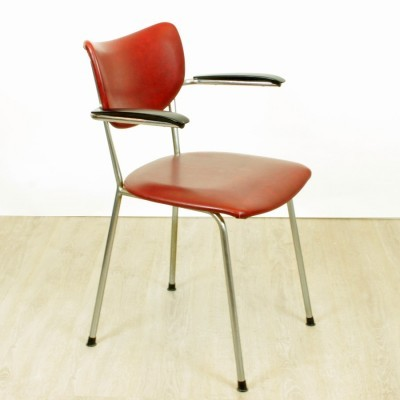 Model 3211 dinner chair from the sixties by unknown designer for Gebroeders De Wit