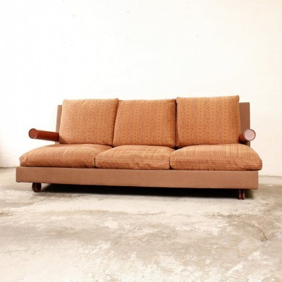Baisity sofa from the eighties by Antonio Citterio for B & B Italia