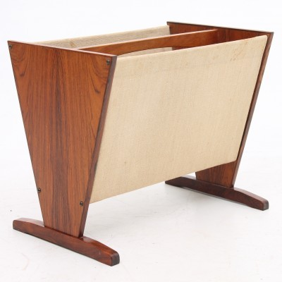 Magazine holder from the sixties by unknown designer for unknown producer