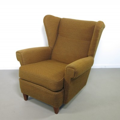 Lounge chair from the thirties by unknown designer for Artifort