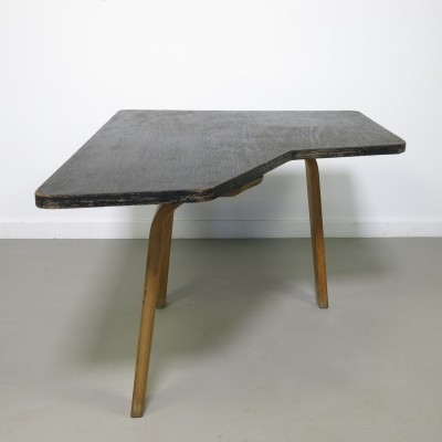 TB14 nesting table from the sixties by Cees Braakman for Pastoe