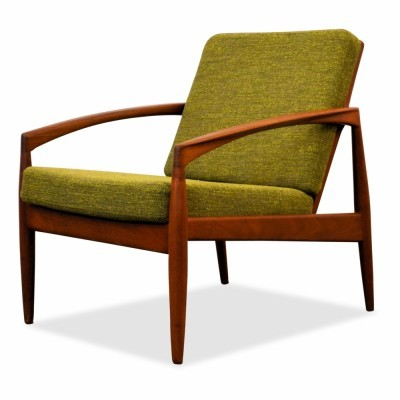 Model 121 lounge chair from the fifties by Kai Kristiansen for Magnus Olesen