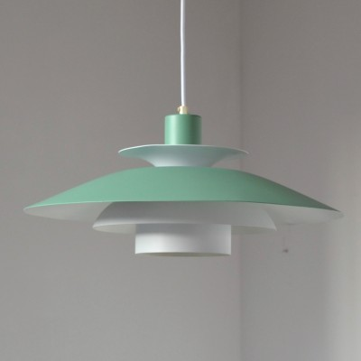 Hanging lamp from the seventies by unknown designer for Frandsen