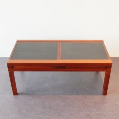 Hexa coffee table from the eighties by Bernard Vuarnesson for Belatto
