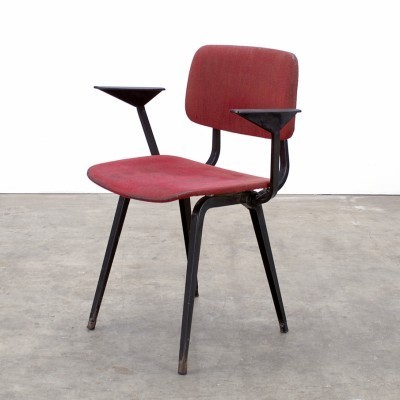 Revolt arm chair by Friso Kramer for Ahrend de Cirkel, 1950s