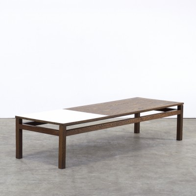 Coffee table from the seventies by Kho Liang Ie for Spectrum