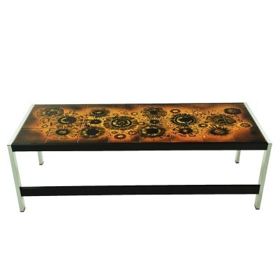 Coffee table from the sixties by unknown designer for Vigneron