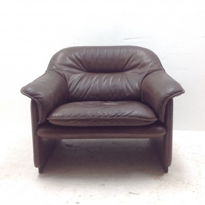 DS16 lounge chair from the seventies by unknown designer for De Sede