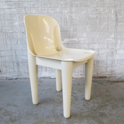 Pair of Dal Vera dining chairs, 1970s