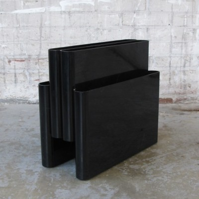 Magazine holder by Giotto Stoppino for Kartell, 1970s