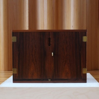Wall unit from the fifties by Svend Langkilde for Langkilde Mobler