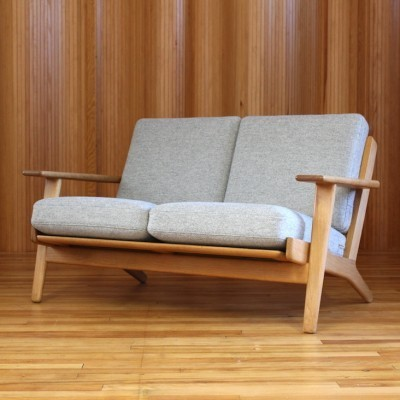 GE-290/2 sofa from the fifties by Hans Wegner for Getama