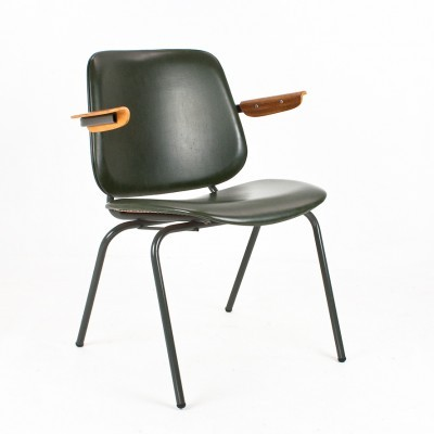 Lounge chair by Kho Liang Ie for CAR Catwijk, 1950s