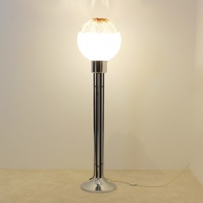 Floor lamp from the seventies by unknown designer for Mazzega