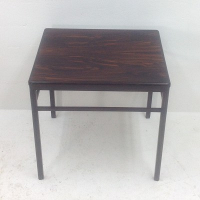 Side table from the fifties by unknown designer for unknown producer