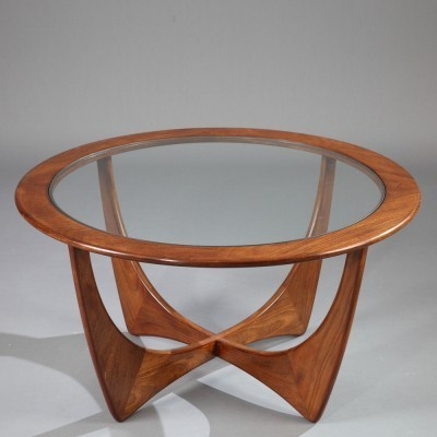 Astro coffee table from the sixties by Victor Wilkins for GPlan