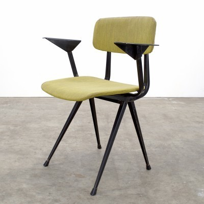 Revolt arm chair from the fifties by Friso Kramer for Ahrend de Cirkel