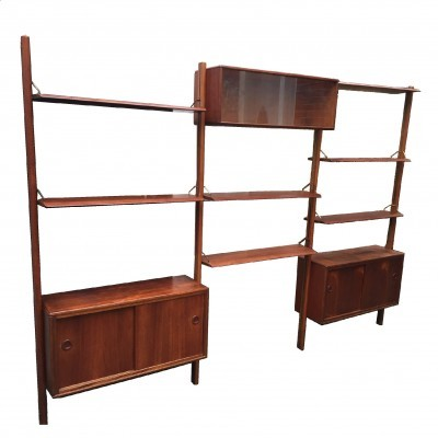 Wall unit from the sixties by William Watting for Fristho