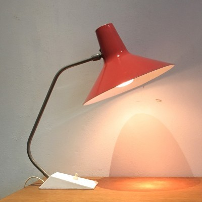 Desk lamp from the fifties by unknown designer for SIS