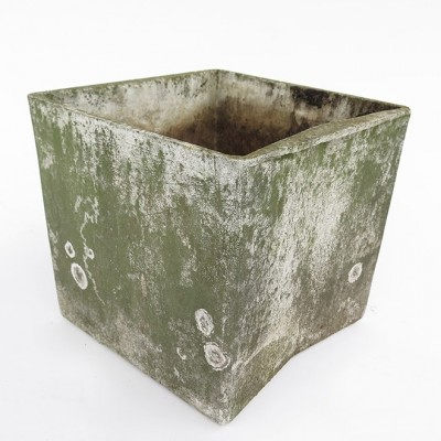 Flower Pot from the fifties by Willy Guhl for Eternit SA