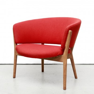 ND83 lounge chair by Nanna Ditzel for Søren Willadsen, 1950s