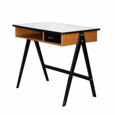 Writing desk from the fifties by Coen de Vries for DEVO