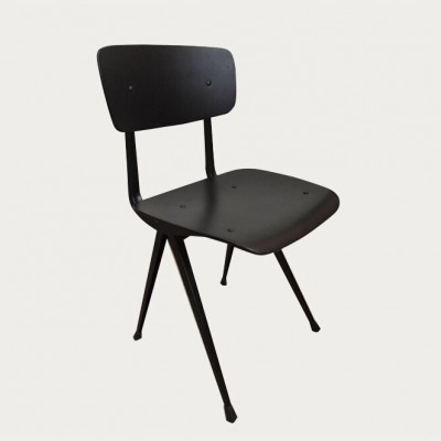Result dinner chair from the fifties by Friso Kramer for Ahrend de Cirkel