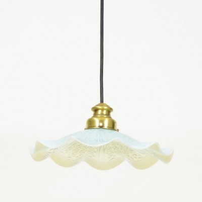 Hanging lamp from the twenties by unknown designer for unknown producer