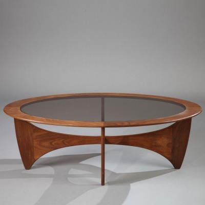 Astro coffee table by Victor Wilkins for G plan, 1960s