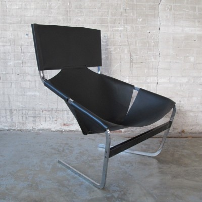 F444 lounge chair from the sixties by Pierre Paulin for Artifort