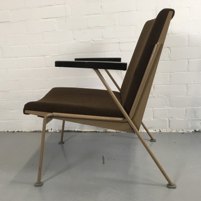 Oase lounge chair from the fifties by Wim Rietveld for Ahrend de Cirkel