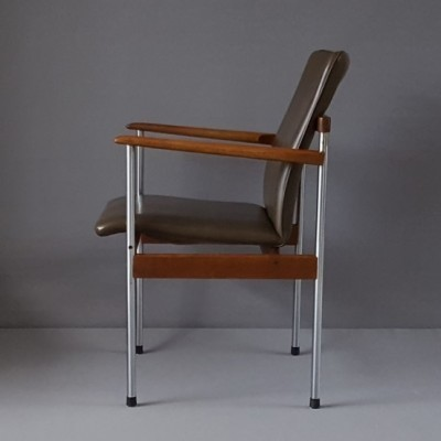 Arm chair from the sixties by unknown designer for Thereca