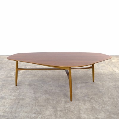 Coffee table from the sixties by unknown designer for Laauser
