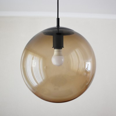 4 hanging lamps from the seventies by unknown designer for Philips