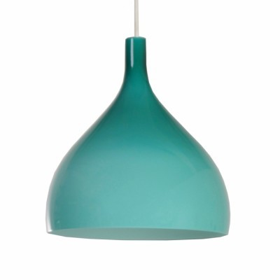 Hanging lamp from the sixties by Paolo Venini for Venini & C. Murano