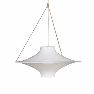 Skyflyer Lokki hanging lamp from the fifties by Yki Nummi for Stockmann Orno