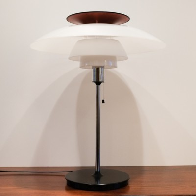 PH80 desk lamp from the eighties by Poul Henningsen for Louis Poulsen
