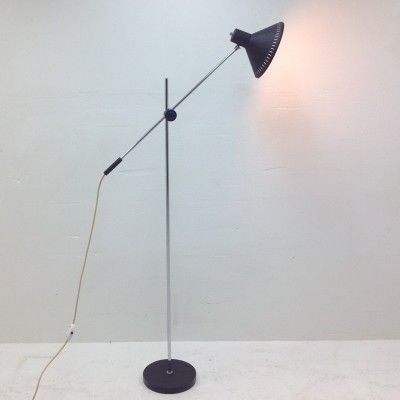 Floor lamp from the sixties by J. Hoogervorst for Anvia Almelo