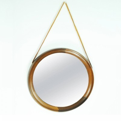 Mirror from the sixties by unknown designer for Luxus