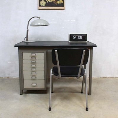 Writing desk from the fifties by unknown designer for Backfield