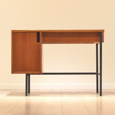 Writing desk from the fifties by Jacques Hitier for unknown producer