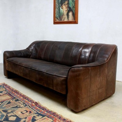 DS-44 sofa from the sixties by unknown designer for De Sede